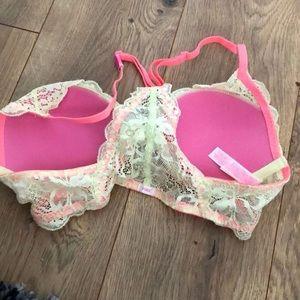Victoria's Secret Intimates & Sleepwear - Brand new Victoria Secret lace halter bra!
